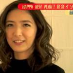 藤井萩花さんの前歯の画像(大きな中切歯)