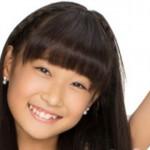 橋本瑠果さんの前歯の画像(矮小歯)