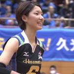 石井優希選手の前歯の画像