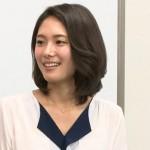 小林由未子アナウンサーの前歯の画像