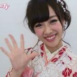 前田希美さんの前歯や歯並び(銀歯)