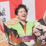 尾野真千子さんの前歯の画像