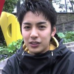 大野拓朗さんの前歯の画像