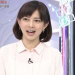 尾崎朋美さんの前歯や歯並び