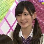 矢田里沙子さんの前歯の画像(ガミースマイル)