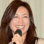 酒井法子さんの前歯の画像(差し歯)