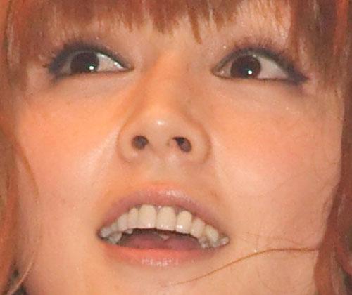 吉村由美 前歯
