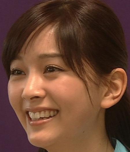 石橋杏奈 前歯の画像