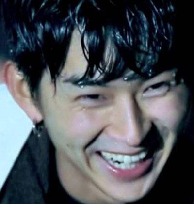 松田翔太 笑顔