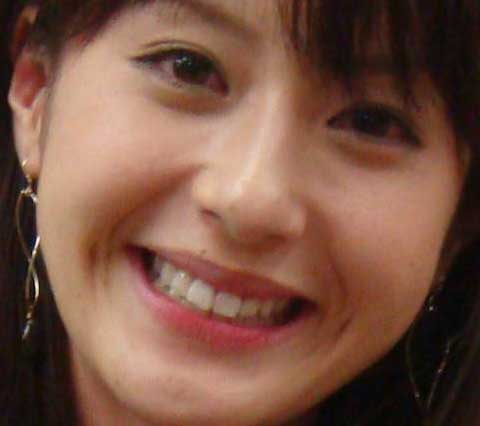 松本若菜 笑顔の写真