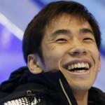 織田信成さんの前歯や歯並びの画像
