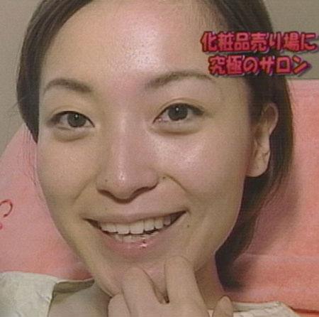 大江麻理子アナウンサー すっぴん画像