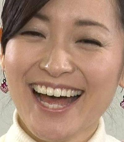 大江麻理子 笑顔