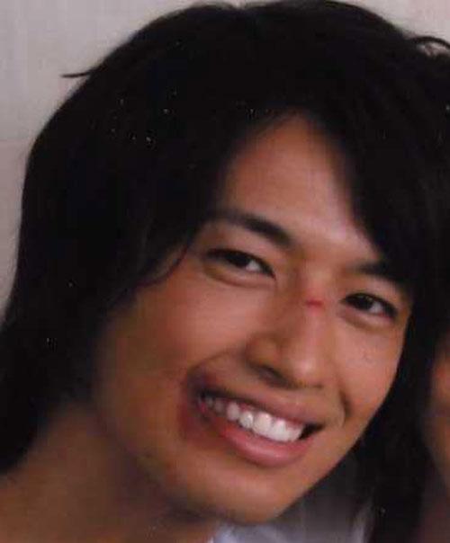 斎藤工 若手の頃の写真