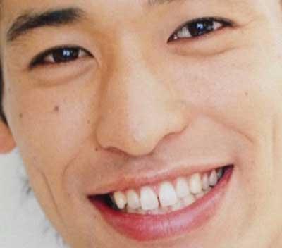 佐藤隆太 すきっ歯