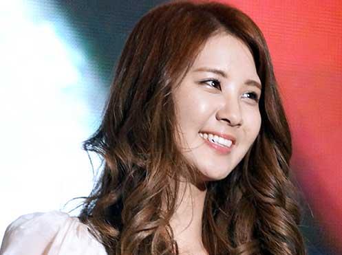 ソヒョン 笑顔