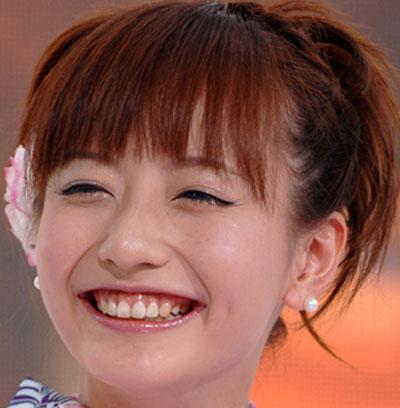 島本真衣アナの笑顔
