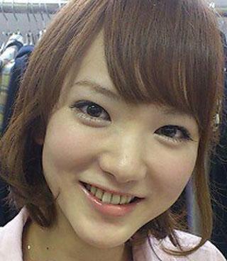 下田美咲の笑顔の写真