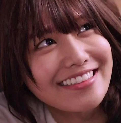 スヨンの笑顔