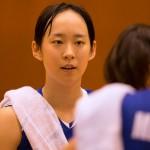 高田ありさ選手の前歯の画像