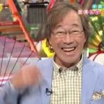 武田鉄矢さんの前歯の画像