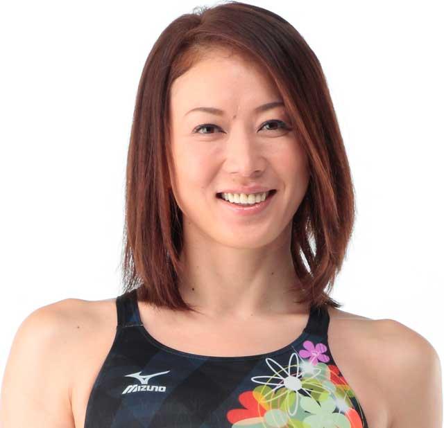 田中雅美 競泳水着