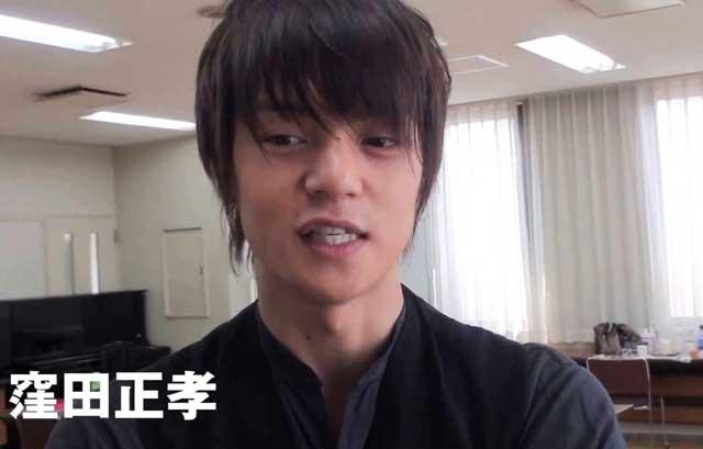 窪田正孝は小顔で顔の大きさは小さい?苦手?八重歯・歯並びは?