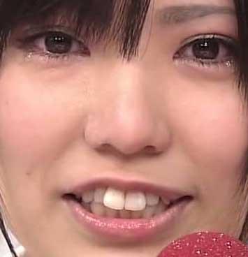 倉持明日香 出っ歯の画像