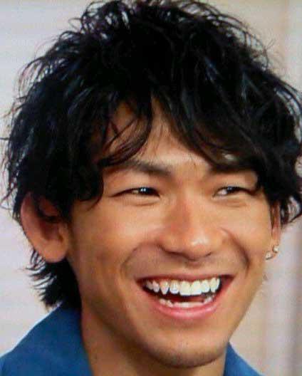 NAOTO 笑顔