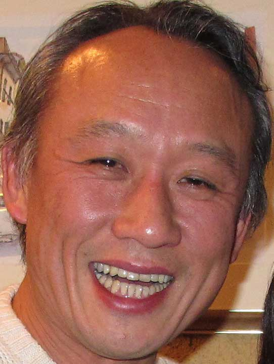 西村雅彦 笑顔