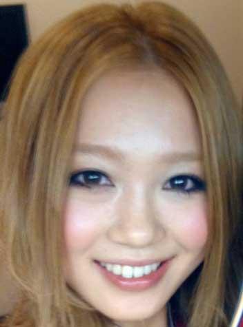 西野カナ 笑顔