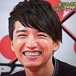 田口淳之介さんの前歯と歯並び