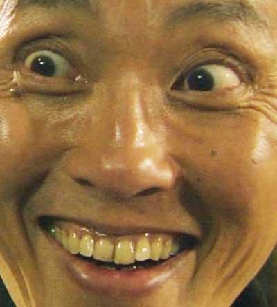 松重豊 前歯の場写真