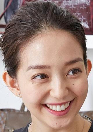松島花 笑顔