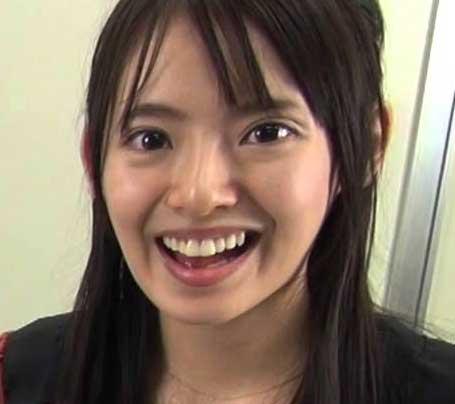 三浦奈保子 笑顔