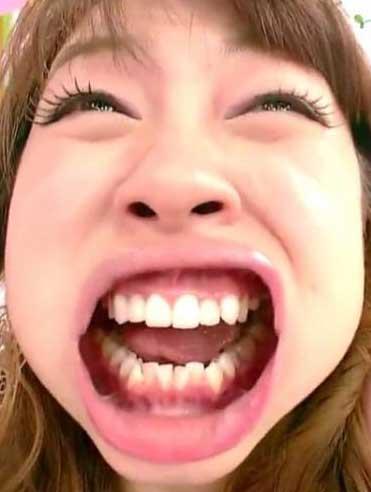 大川藍 歯の写真