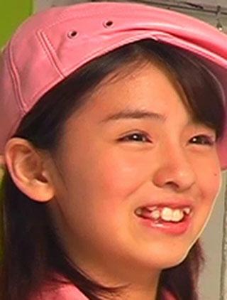 菅谷梨沙子 デビュー当時の写真
