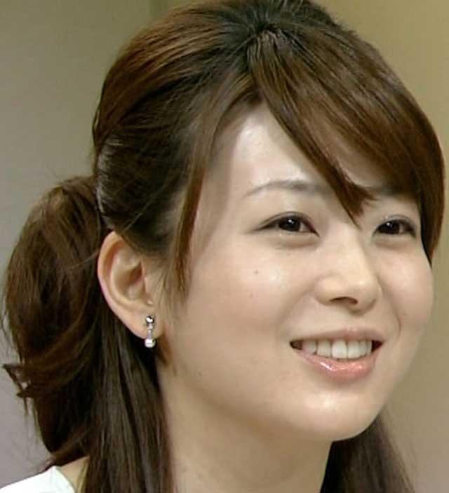 橋本奈穂子アナウンサー NHK