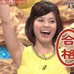 神田愛花アナウンサーの前歯や歯並び