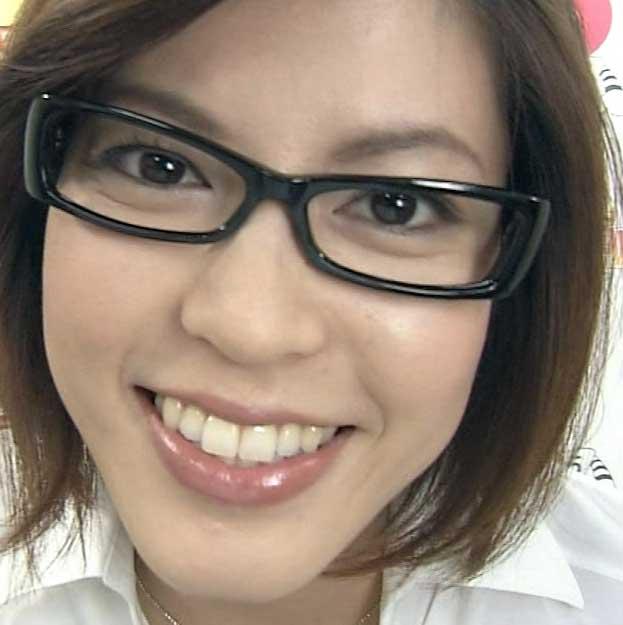 神田愛花 前歯