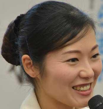 加藤鮎子 自民党