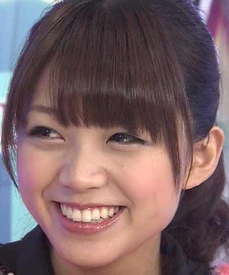三森すずこ 笑顔