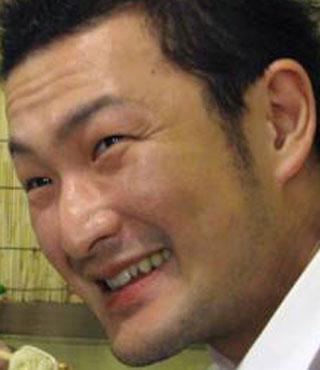 中村獅童 笑顔