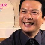 田中哲司さんの前歯と歯並び