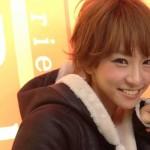 前林由佳子さんの前歯や歯並び(折れた差し歯)