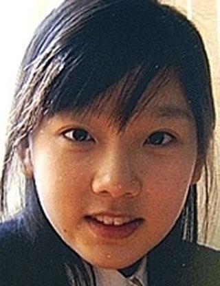 テヨン 学生時代の写真