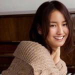永池南津子さんの前歯や歯並び(カーブした中切歯)