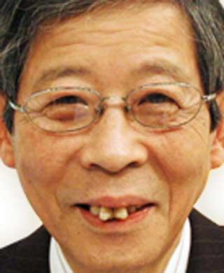 大谷昭宏 前歯