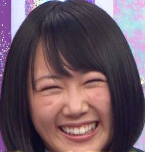永島聖羅 笑顔