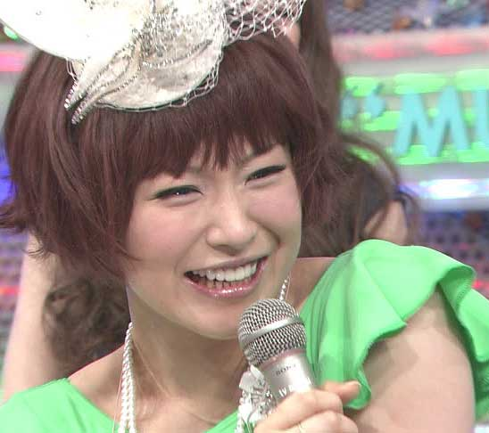 椎名林檎 笑顔